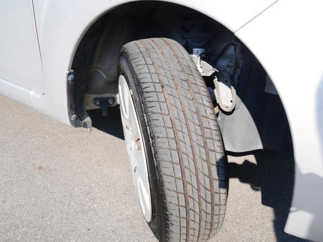 スバル ステラ カスタムRスペシャル 禁煙車 タイミングベルト交換 タイヤ新