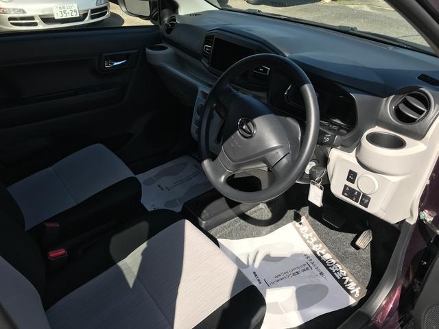 ダイハツ ミライース X SAIII 4WD LEDヘッドランプ キーレス