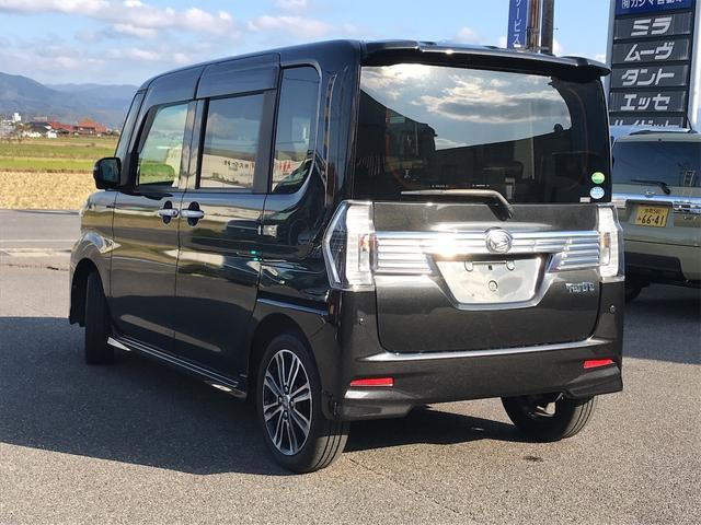 カスタムRS トップエディションSAIII ターボ車 両側電動スライドドア ナビ フルセグTV DVD再生 Bluetooth機能シートヒーター アイドリングストップ スマートキー(3枚目)