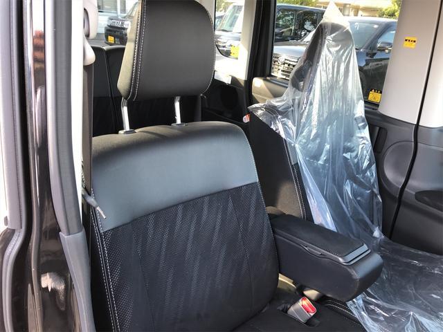 カスタムRS トップエディションSAIII ターボ車 両側電動スライドドア ナビ フルセグTV DVD再生 Bluetooth機能シートヒーター アイドリングストップ スマートキー(10枚目)
