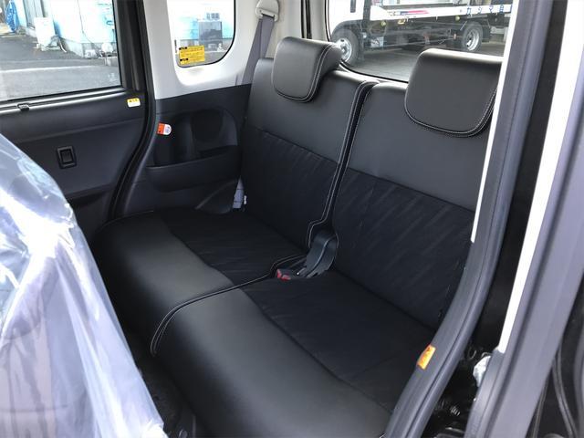カスタムRS トップエディションSAIII ターボ車 両側電動スライドドア ナビ フルセグTV DVD再生 Bluetooth機能シートヒーター アイドリングストップ スマートキー(28枚目)