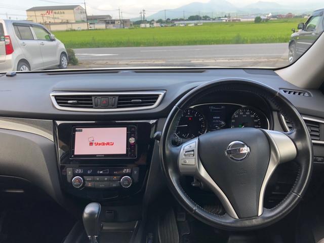 20X エマージェンシーブレーキパッケージ 4WD エマージェンシーブレーキ フリップダウンモニター ETC バックカメラ ナビ オートライト Bluetooth インテリキー アイドリングS 電動格納ミラー  シートヒーター 盗難防止システム(2枚目)
