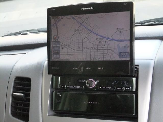 マツダ AZワゴン XS HDDナビ TV スマートキー 盗難防止装置 DVD
