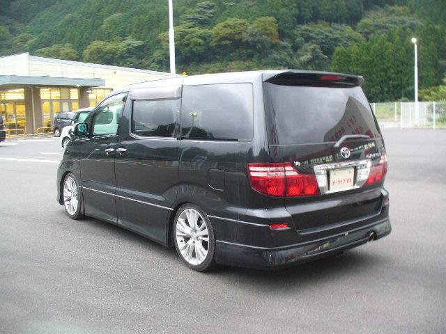 「トヨタ」「アルファード」「ミニバン・ワンボックス」「鳥取県」の中古車8