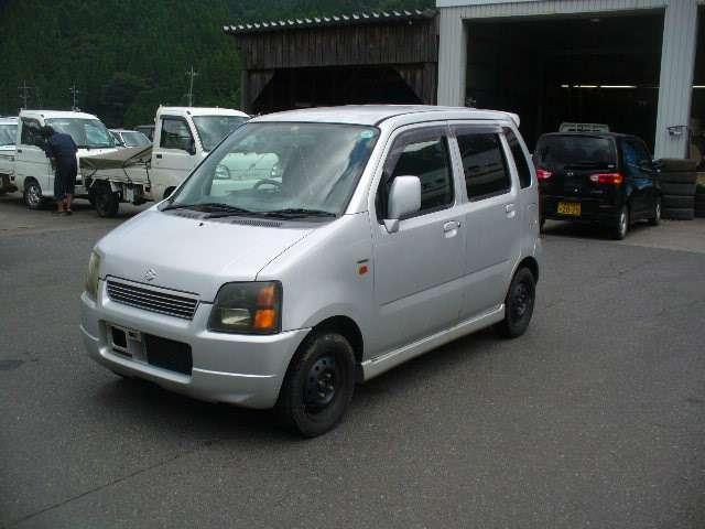 「スズキ」「ワゴンR」「コンパクトカー」「鳥取県」の中古車13