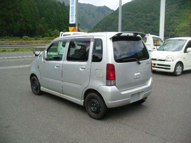 「スズキ」「ワゴンR」「コンパクトカー」「鳥取県」の中古車18