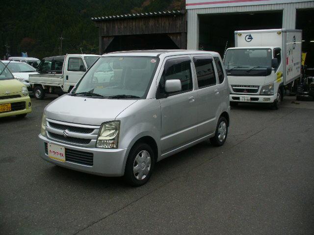 「スズキ」「ワゴンR」「コンパクトカー」「鳥取県」の中古車5