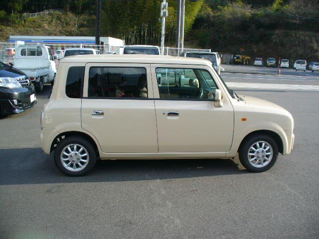 「スズキ」「アルトラパン」「軽自動車」「鳥取県」の中古車3