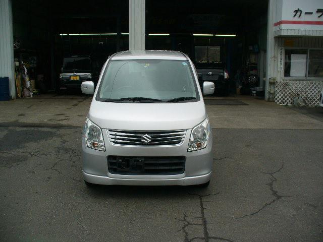 「スズキ」「ワゴンR」「コンパクトカー」「鳥取県」の中古車4