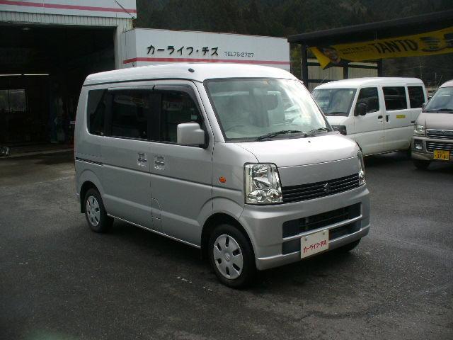「スズキ」「エブリイワゴン」「コンパクトカー」「鳥取県」の中古車2