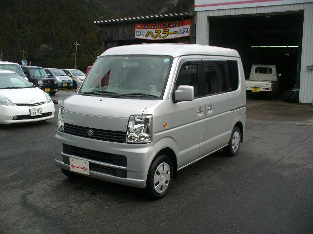 「スズキ」「エブリイワゴン」「コンパクトカー」「鳥取県」の中古車3