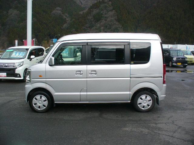 「スズキ」「エブリイワゴン」「コンパクトカー」「鳥取県」の中古車4
