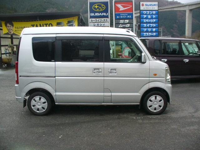 「スズキ」「エブリイワゴン」「コンパクトカー」「鳥取県」の中古車8
