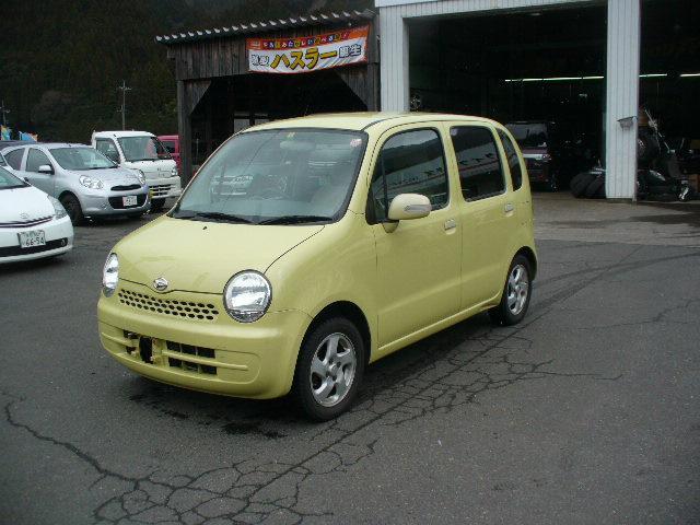 「ダイハツ」「ムーヴラテ」「コンパクトカー」「鳥取県」の中古車4