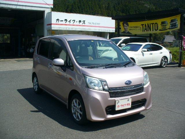 「スバル」「ステラ」「コンパクトカー」「鳥取県」の中古車2