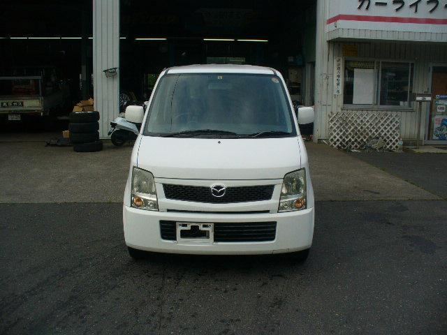 「マツダ」「AZ-ワゴン」「コンパクトカー」「鳥取県」の中古車2
