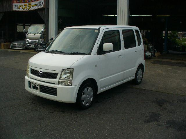 「マツダ」「AZ-ワゴン」「コンパクトカー」「鳥取県」の中古車4