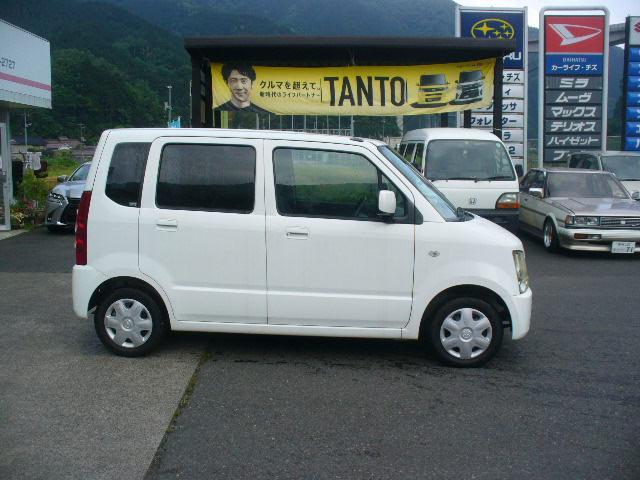 「マツダ」「AZ-ワゴン」「コンパクトカー」「鳥取県」の中古車5