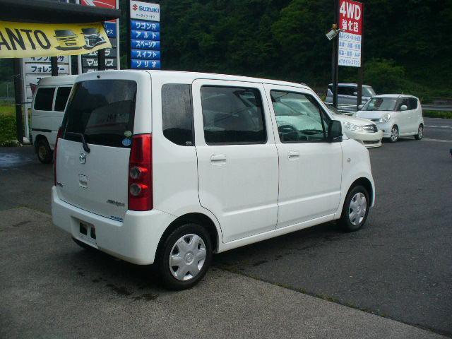 「マツダ」「AZ-ワゴン」「コンパクトカー」「鳥取県」の中古車6