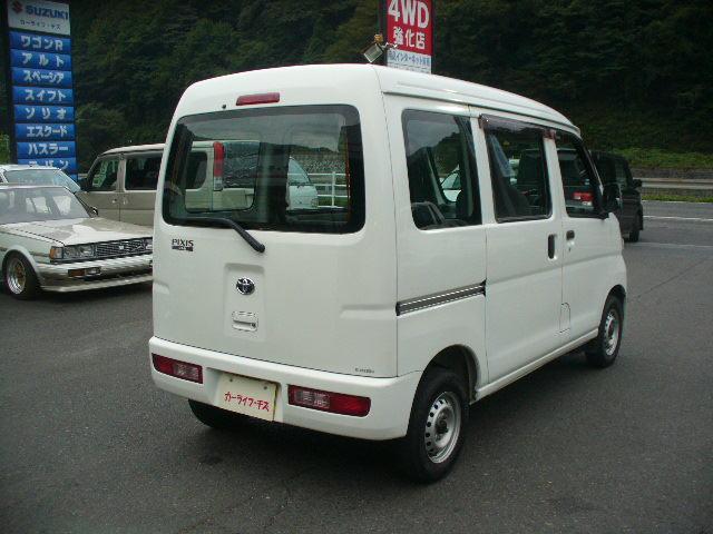 「トヨタ」「ピクシスバン」「軽自動車」「鳥取県」の中古車6