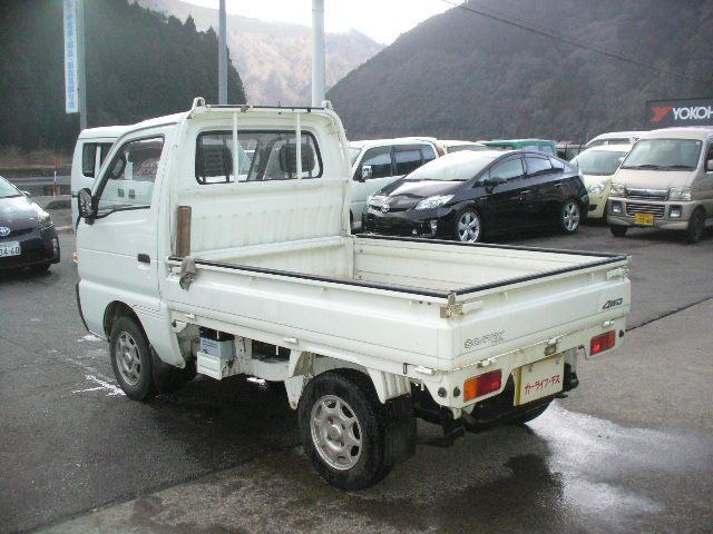 「スズキ」「キャリイトラック」「トラック」「鳥取県」の中古車4
