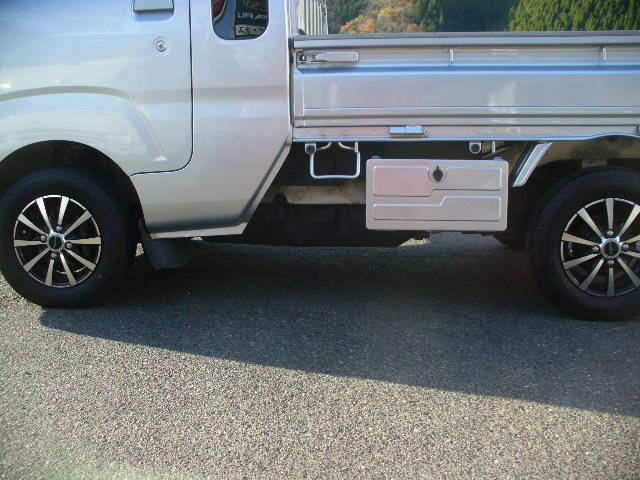 ジャンボ 4WD メーター交換車 メータ交換前1.4万km 交換後4.8万km(9枚目)