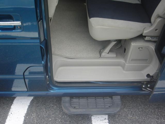 スズキ エブリイワゴン PZターボスペシャル 両側パワースライドドア
