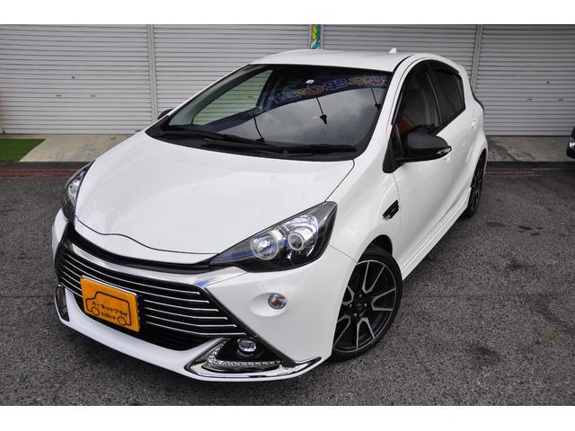 「トヨタ」「アクア」「コンパクトカー」「広島県」の中古車7