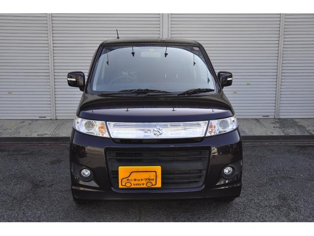 「スズキ」「ワゴンRスティングレー」「コンパクトカー」「広島県」の中古車2