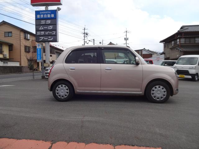 「ダイハツ」「ミラジーノ」「軽自動車」「岡山県」の中古車4