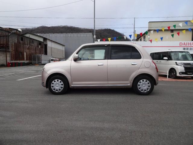 「ダイハツ」「ミラジーノ」「軽自動車」「岡山県」の中古車5