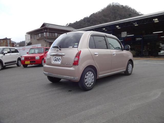 「ダイハツ」「ミラジーノ」「軽自動車」「岡山県」の中古車7