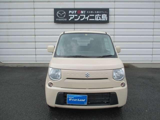 「スズキ」「MRワゴン」「コンパクトカー」「広島県」の中古車5
