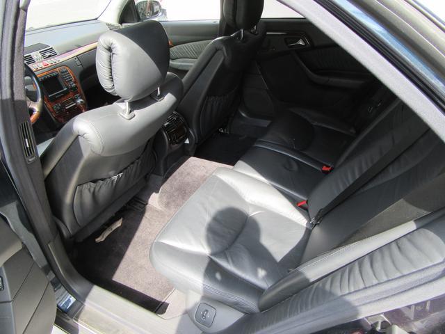 メルセデス・ベンツ M・ベンツ S500L