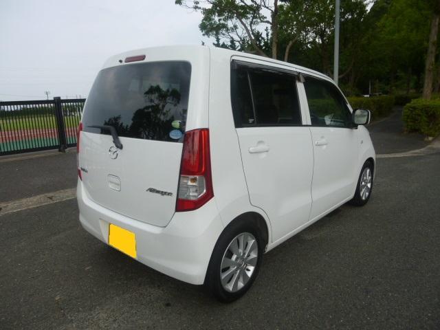 マツダ AZワゴン XG 社外ナビ・モニター  ワンセグTV  バックモニター