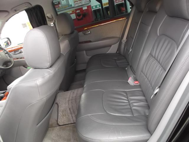 トヨタ セルシオ C仕様 地デジ レザーシート エアサス