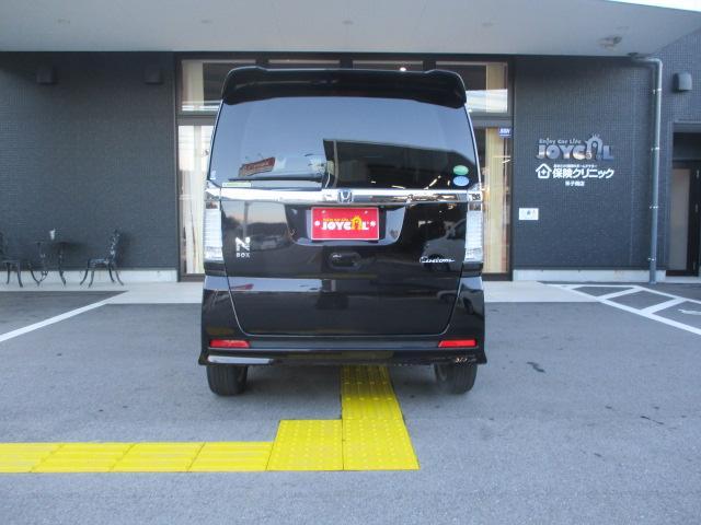 G ターボSSパッケージ 純正フルセグナビ 両側パワースライドドア プッシュスタート スマートエントリー HIDヘッドライト(6枚目)