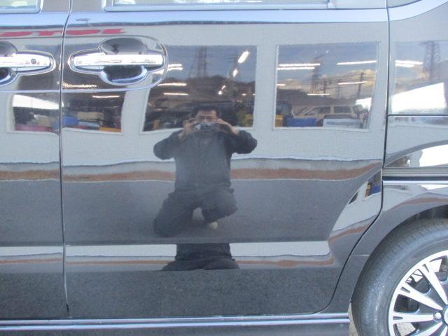 G ターボSSパッケージ 純正フルセグナビ 両側パワースライドドア プッシュスタート スマートエントリー HIDヘッドライト(31枚目)