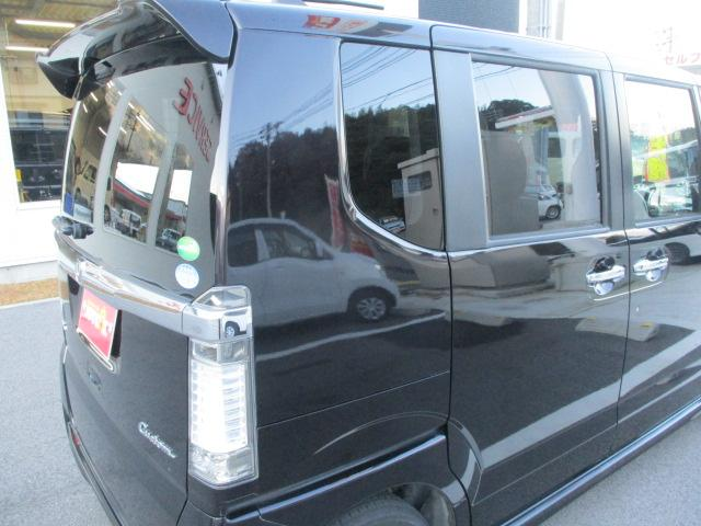 G ターボSSパッケージ 純正フルセグナビ 両側パワースライドドア プッシュスタート スマートエントリー HIDヘッドライト(35枚目)