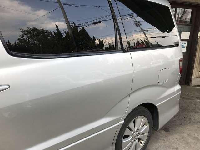 トヨタ アルファードV MS 4WD タイミングベルト交換済 ナビ 3列シート
