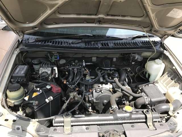 ダイハツ テリオスキッド CL 4WD キーレス 新品タイヤ