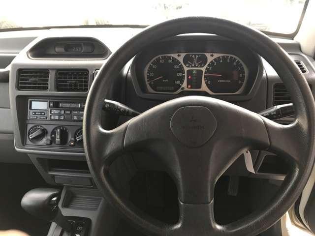 三菱 パジェロミニ X 4WD キーレス パワーウインドウ 車検整備付 アルミ