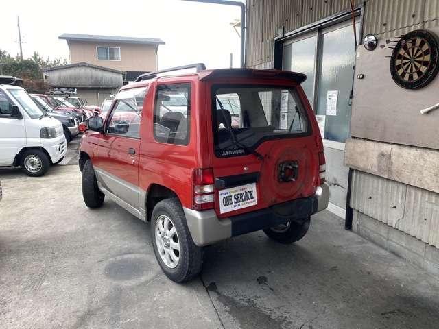 「三菱」「パジェロミニ」「コンパクトカー」「岡山県」の中古車9