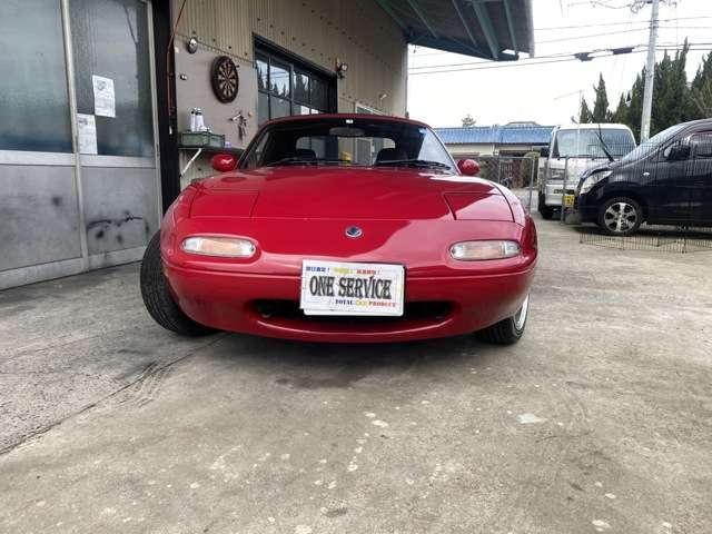 「その他」「ユーノスロードスター」「オープンカー」「岡山県」の中古車18