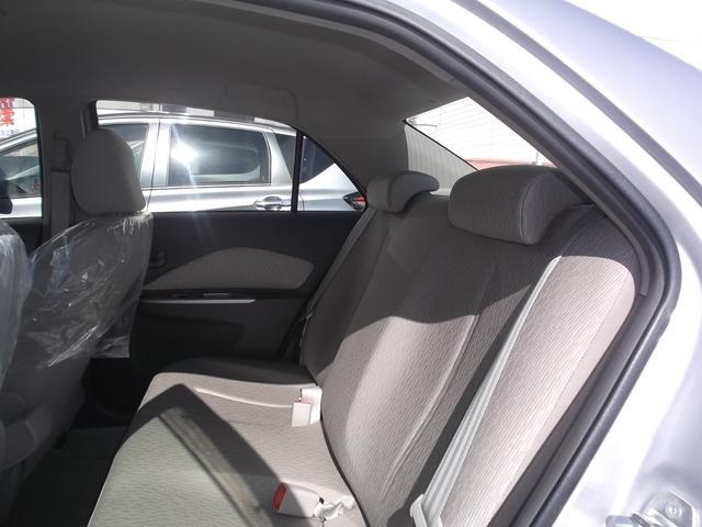 トヨタ ベルタ X キーレス ワンオーナー 走行13000キロ