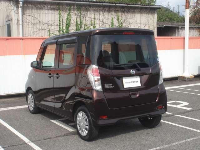 「日産」「デイズルークス」「コンパクトカー」「広島県」の中古車4