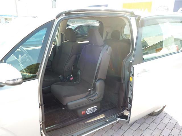 トヨタ スペイド G 4WD 電動スライドドア キーレス メモリーナビ