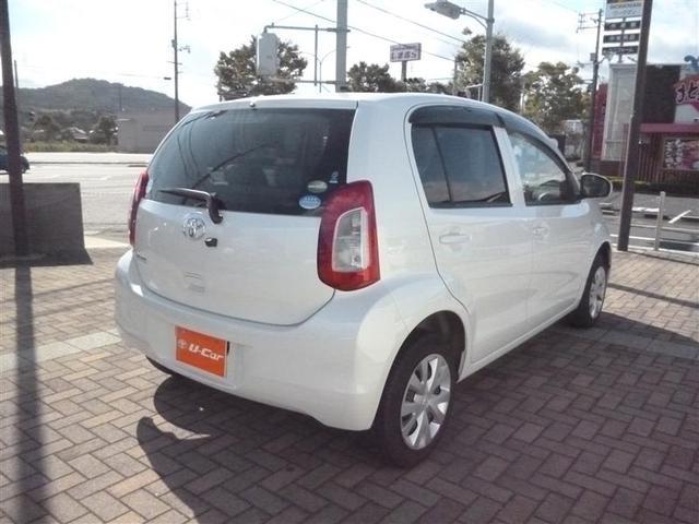 「トヨタ」「パッソ」「コンパクトカー」「鳥取県」の中古車3