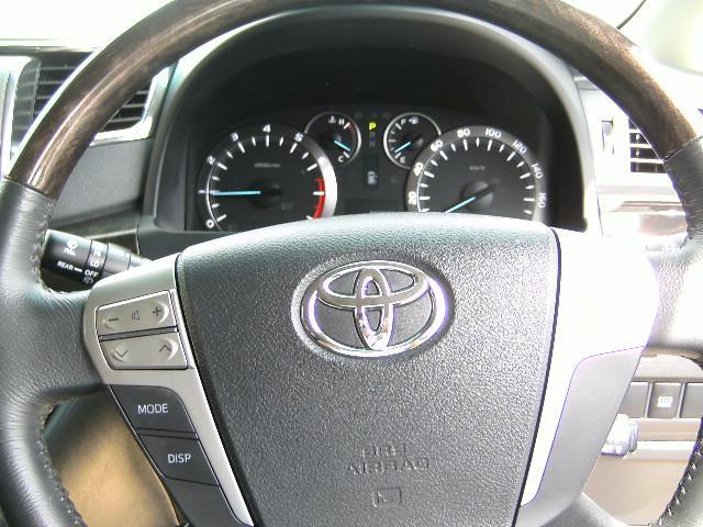 トヨタ ヴェルファイア 2.4Z Gエディション