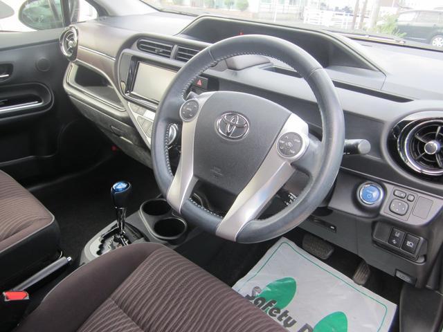 「トヨタ」「アクア」「コンパクトカー」「鳥取県」の中古車7